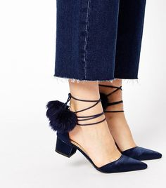 13 Comfortable Fall Heels That Won't Kill Your Feet | WhoWhatWear