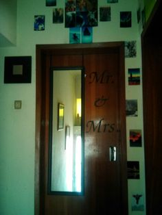 Mr. And Mrs.  My Home