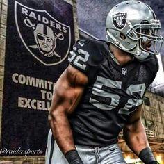 Khalil Mack #Raiders