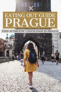 Czech Cuisine and Restaurant Guide for Prague travel destinations 2019 Together with fine dining restaurants & cheap eats, this Prague eating out guide has the list of authentic Czech food you need to taste while in Prague Prague 1, Prague Food, Visit Prague, Prague Czech Republic, Prague Castle, European Destination, European Travel, Prague Restaurants, Prague Nightlife