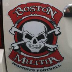 Boston Militia!