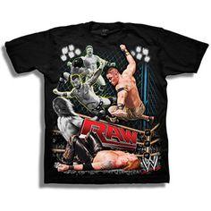 WWE Boys' Graphic Tee