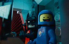 lego batman first try