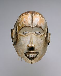Mask (Okoroshi Oma) | Igbo peoples | The Met