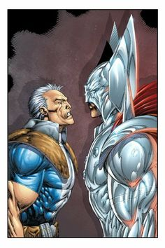 X-Force - Rob Liefeld Creations Cable Marvel, Marvel X, Marvel Heroes, Comic Book Artists, Comic Books Art, Comic Art, Marvel Comic Character, Marvel Characters, Marvel Villains