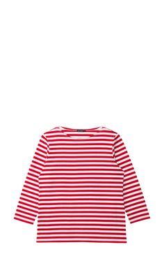 Ilma -paita - valkoinen, punainen - Paidat - Vaatteet - Marimekko.com