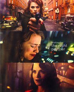 Peggy Carter --Captain America's love <3
