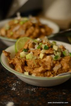 Crockpot Pad Thai