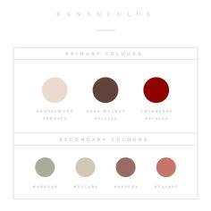 How to Create an Enchanting Seasonal Colour Palette – Design is art Colour Pallete, Colour Schemes, Color Patterns, Color Palettes, Desing Inspiration, Website Design, Plant Logos, Color Psychology, Psychology Studies