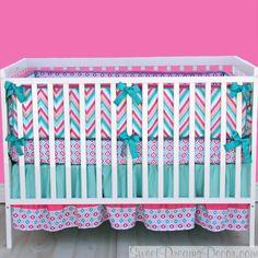 Ryleigh Baby Girl Crib Bedding