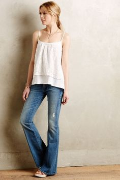 Mother Cruiser Flare Jeans - anthropologie.com #anthrofave