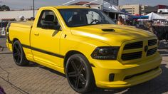 Ram 1500 Rumble Bee Concept Live Images Photo Gallery - Autoblog
