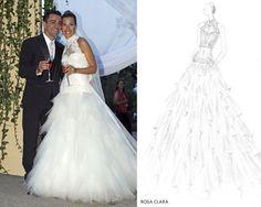 La boda de Xavi Hernández y Nuria Cunillera  #boda #famosos