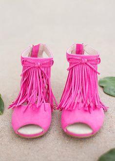 JOYFOLIE kids shoes rock!!! *NEW* Reese in Phlox Pink #pink #boho #fashionista
