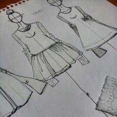 God how I love Fashion Illustration Illustration Mode, Fashion Illustration Sketches, Fashion Sketchbook, Fashion Sketches, Drawing Fashion, Sketchbook Layout, Sketchbook Inspiration, Moda Fashion, Fashion Art