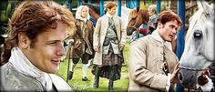 Jamie Fraser #Outlander @samheughan