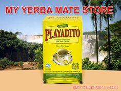 A pleasant cup of yerba mate tea, every time. Playadito yerba mate tea bags.