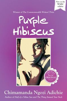 Purple Hibiscus by Chimimanda Ngozi Adichie - View book on Bookshelves at Online Book Club - Bookshelves is an awesome, free web app that lets you easily save and share lists of books and see what books are trending. Abusive Father, Online Book Club, Purple Hibiscus, Chimamanda Ngozi Adichie, Tough Girl, What Book, Sample Resume, First Love, Novels