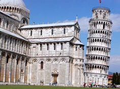 Conhecendo Santos e o Mundo: A região Toscana na Itália (1)