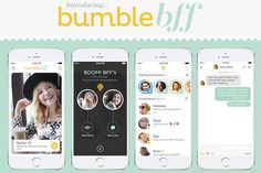 Anne Cohen: Bumble BFF Offers a New Way to Seek Friendship
