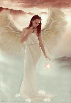 Angel Art source unknown