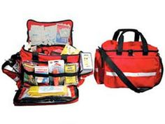 Whether in your home or your car, our Emergency Preparedness Kit gives you the most essential elements for preparation in earthquake, disaster, or any type of wilderness situation. Packed with food rations, medical supplies, and even a dynamo (solar- and hand-powered) radio, this kit can save or sustain your life until rescuers arrive.  Our Emergency Preparedness Kit complies with the American Red Cross guidelines for emergency preparedness kits...Learn More