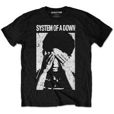 System of a Down Men's Tee: See No Evil