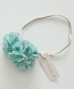 shopminikin - Woodstock London Party Headband, Aqua (http://www.shopminikin.com/woodstock-london-party-headband-aqua/)