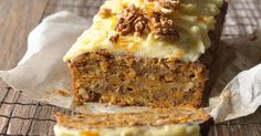 For a real crowd favourite try Curtis Stone's sensational carrot cake with cream cheese frosting.