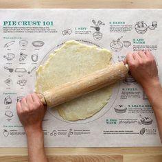 papier à cuisson ! #infographics #food