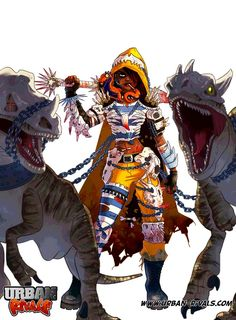 Raptors Impera Sloane level5