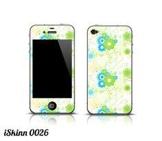 iPhone 4 4s Skin 0026 by Iskinn on Etsy, $14.99