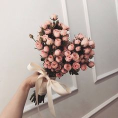 Image in Flowers. 🌻 collection by 🌸 Asmaa 🌸 on We Heart It Purple Flower Bouquet, Beautiful Bouquet Of Flowers, Romantic Flowers, Simple Flowers, Floral Bouquets, Love Flowers, Wedding Flowers, Vintage Flowers, Flower Box Gift