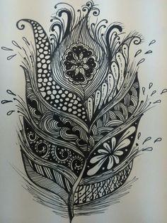 @plume#draw#black&white