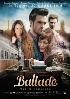 Ballade vir 'n Enkeling voorskou - Alberton Record See Movie, Film Movie, Famous Movies, Good Movies, Get Reading, Full Movies Download, Afrikaans, Somerset, Movies To Watch
