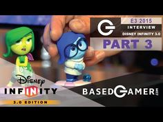 BasedGamer - Disney Infinity 3.0 – Booth Tour! - BasedGamer Blog Tags: Gaming, Indie game, games, video games, youtube, inside out, sadness, envy, wii u Disney Infinity, Indie Games, Wii U, Inside Out, Sadness, Envy, Video Games, Gaming, Tours
