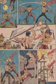 Leituras de BD/ Reading Comics: Máquina do Tempo: Shang-Chi Mestre do Kung Fu