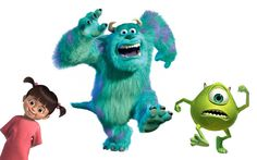cute pictures of monster inc - Google Search
