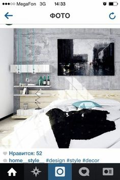 Find images and videos about room, bedroom and decoration on We Heart It - the app to get lost in what you love. Fancy Bedroom, Home Bedroom, Modern Bedroom, Bedroom Decor, Bedrooms, Bedroom Inspo, Bedroom Ideas, New Home Designs, Bedroom Styles