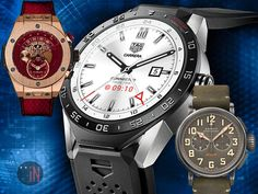 TAG Heuer at Coachella, Zenith, Hublot & Kobe Bryant!  Visit Our Blog For More Info! http://blog.elementintime.com/ And Check Our New Arrivals! http://www.elementintime.com/new_arrivals.aspx?IsSoldOut=False