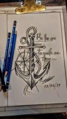 Love Tattoos, Picture Tattoos, I Tattoo, Tatoos, Shoulder Sleeve Tattoos, Small Anchor Tattoos, Autumn Tattoo, Dibujos Tattoo, Compass Tattoo