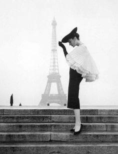 Walde Huth, 1950s, Paris