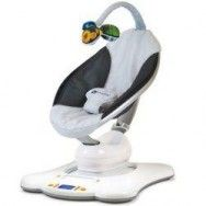 nominated for Best Gift for Baby: 4moms Mamaroo Bouncer Soother Silver $177 #2012Giftees http://giftees.gifts.com