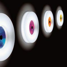 design wall light (methacrylate) CORONA cod.2834/ by Emiliana Martinelli , 2007 Martinelli Luce Spa