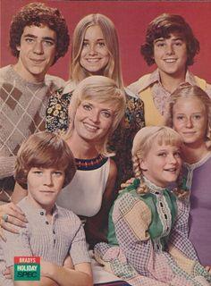 Inspiration: Brady Bunch vintage fashion style 70s