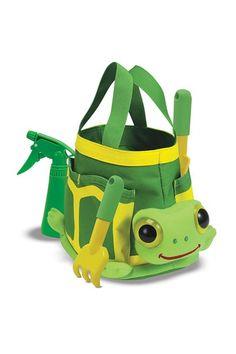 Tootle Turtle Gardening Tote Set on HauteLook