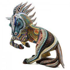 """Manuel Cruz: Masterpiece """"Rebellious Horse"""""""