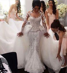 This dress by gelinlik modelleri