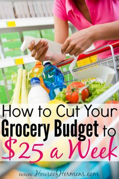 Two years ago, I was spending $150 a week on groceries! Now I have reduced my grocery budget to just over $25 a week! Check out my…