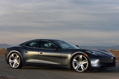 2010 Fisker Karma Coupe - the only electric production supercar